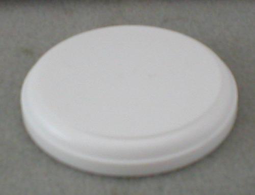 Small Round White Base