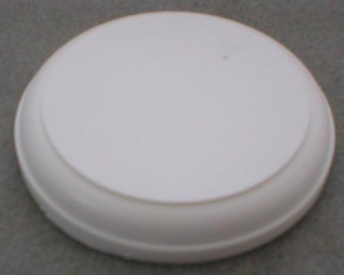 Medium Round White Base