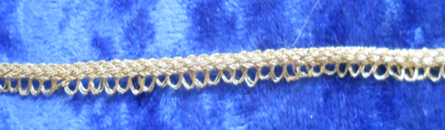Braid No 27Gold